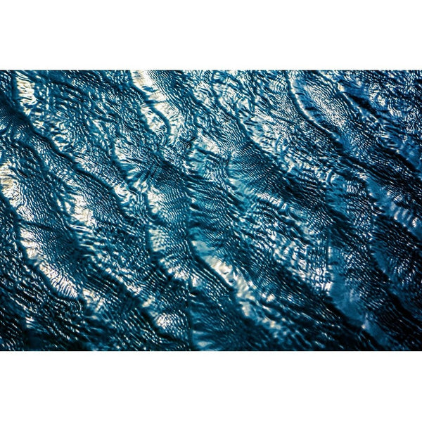 Waves of Eden | Metallic Print