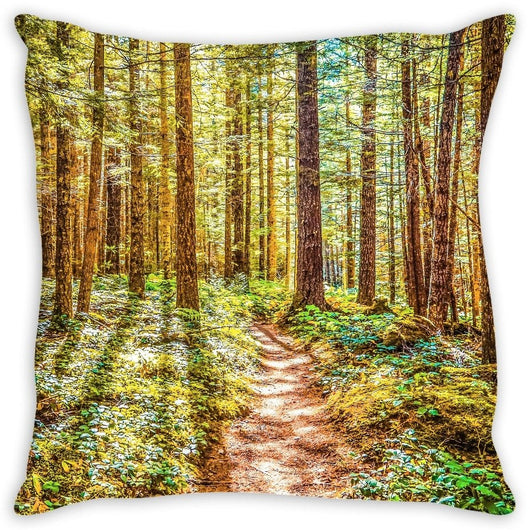 Enchanted Forest | Throw Pillow