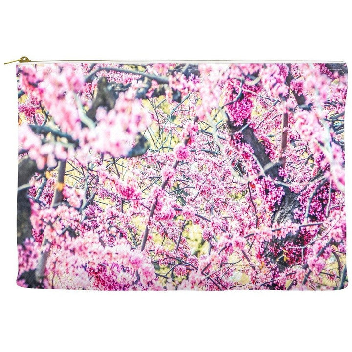 Spring Blossoms | Accessory Pouch