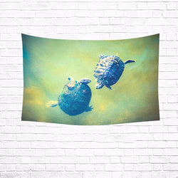 Slow Dance | Wall Tapestry