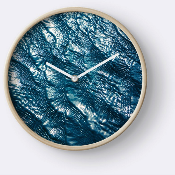 Eden Waters | Wall Clock