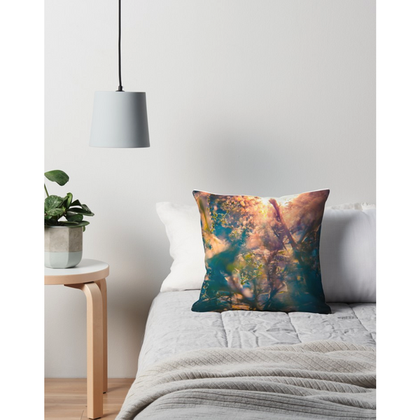 Summer Days | Throw Pillow