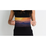 Rain Over Black Canyon | Accessory Pouch