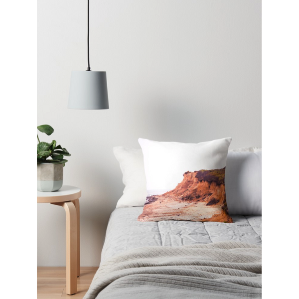 Montauk Dusk | Throw Pillow