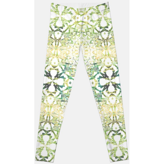 Earth Mandala Sequence | Leggings