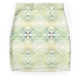 Earth Mandala Sequence | Mini Skirt