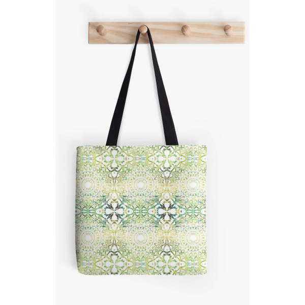 Earth Mandala Sequence | Tote Bag