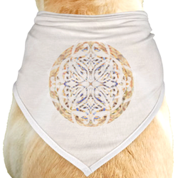 Gratitude | Triangle Dog Bandana