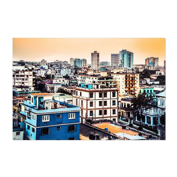 Havana Dusk | Canvas Wrap