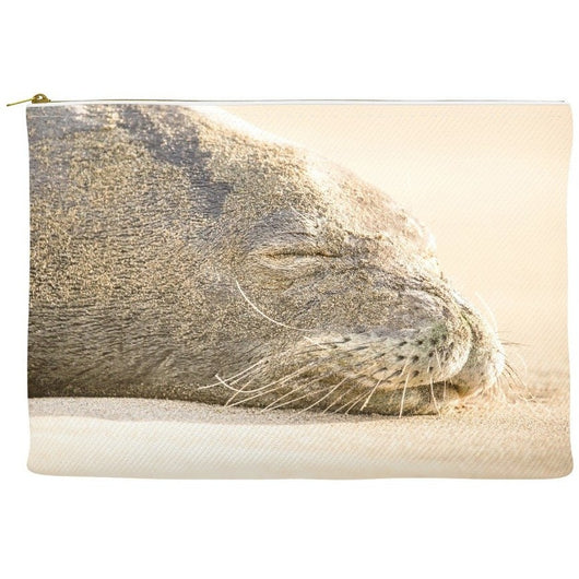 Sleeping Seal | Accessory Pouch