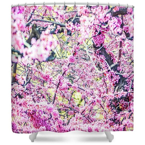 Spring Blossoms | Shower Curtain