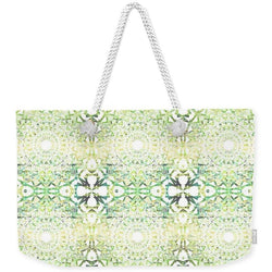 Earth Mandala Sequence | Weekender Tote Bag