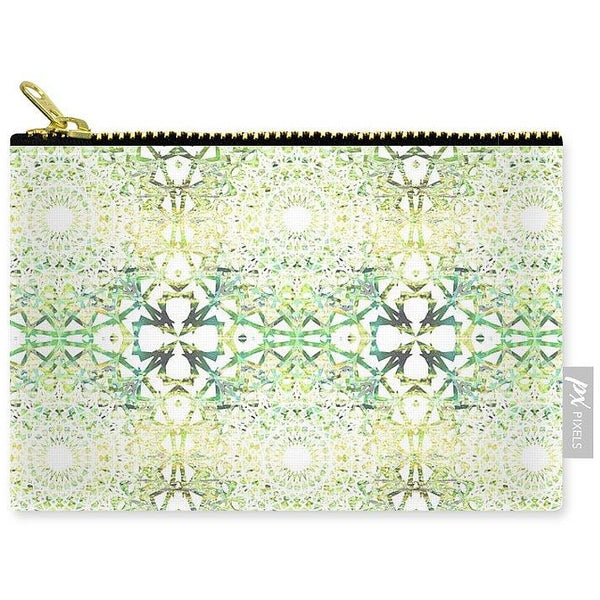 Earth Mandala Sequence | Carry-All Pouch