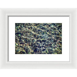 Majestic Flow | Framed Print