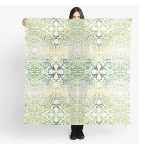 Earth Mandala Sequence | Scarf