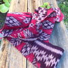 Raspberry Headwrap - Brighton Beach Boho