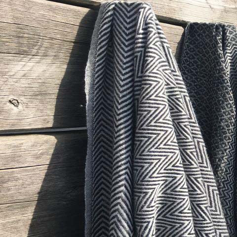 Machapuchu Goat's Wool Shawl - Brighton Beach Boho