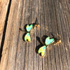 Green Dragonflies - Brighton Beach Boho