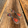 Fire Gypsy Ovals - Brighton Beach Boho