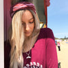 Ruby Headband - Brighton Beach Boho
