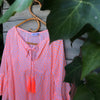 Neon Orange Sun Tassel - Brighton Beach Boho