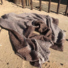 Oak Goat's Wool Shawl - Brighton Beach Boho