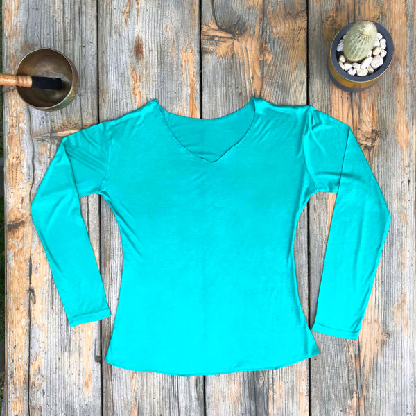 Green Turquoise Sleeve - Brighton Beach Boho