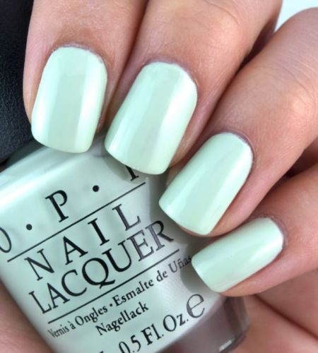 OPI: THIS COST ME A MINT NL T72 Nail Polish (15ml) New