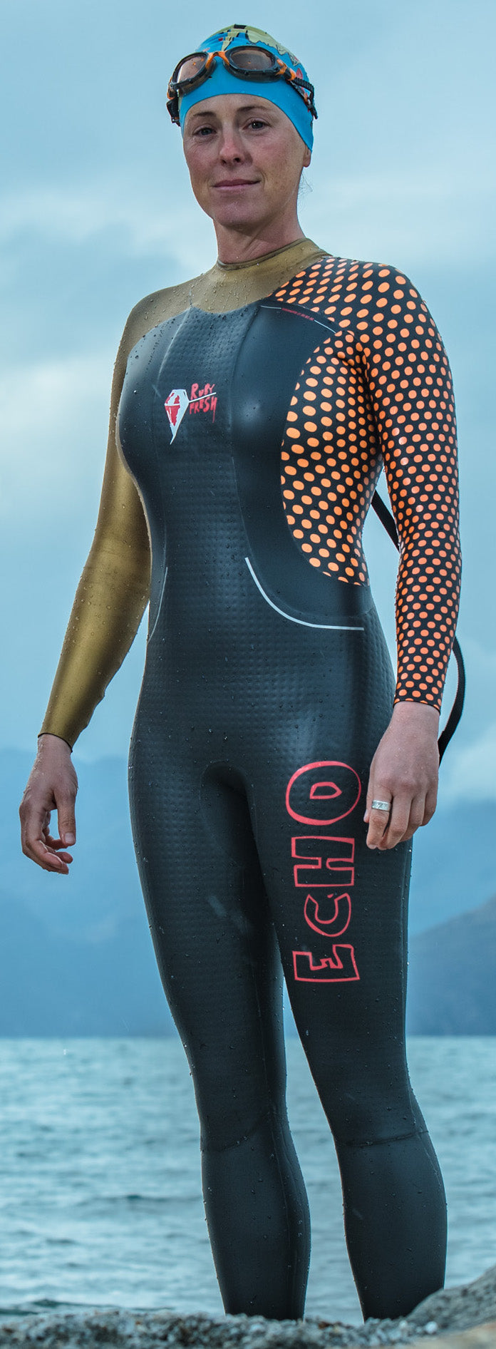 The Ruby Fresh Echo Female Wetsuit