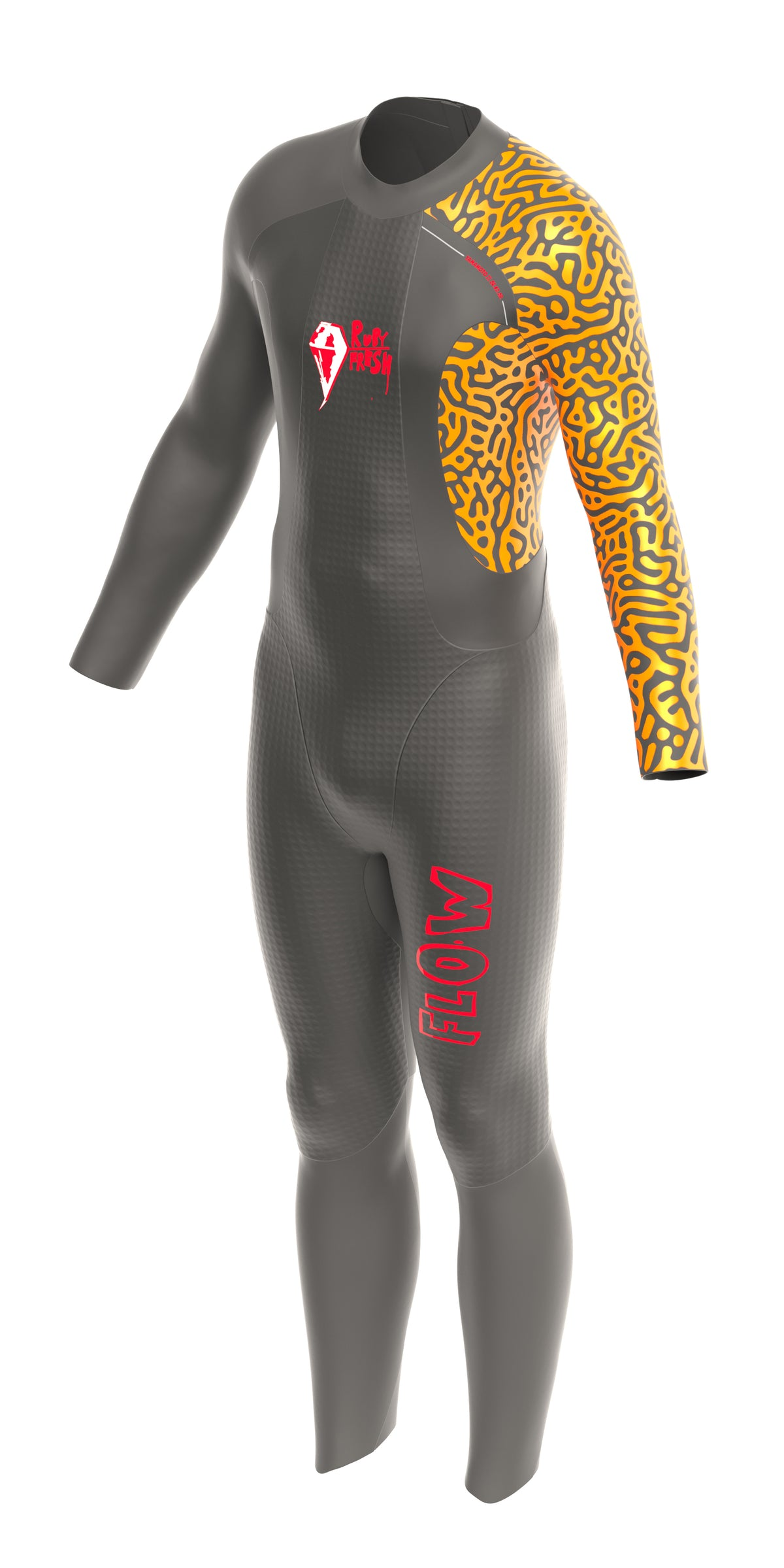 Pre-Order. The Ruby Fresh Flow - Male Wetsuit. May 25th 2021 Delivery
