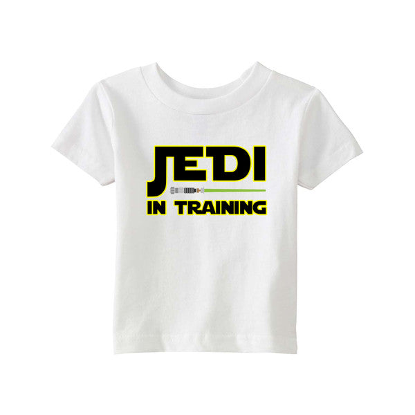Matching T-Shirt Father Jedi Master Son Jedi In Training
