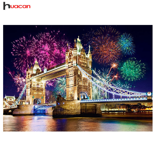 Firework in London
