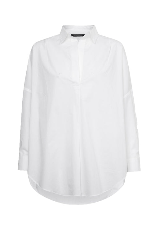 Blouse Rhodes Poplin relaxed fit French Connection - spruytenKo