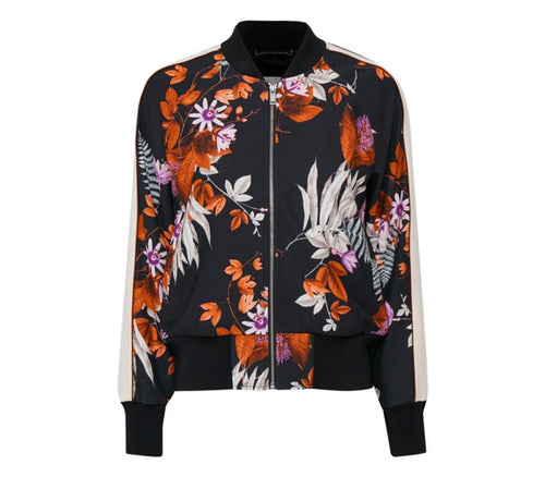 Greer Print Jacket Inwear