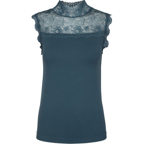 Top Vanessa High Neck Minus