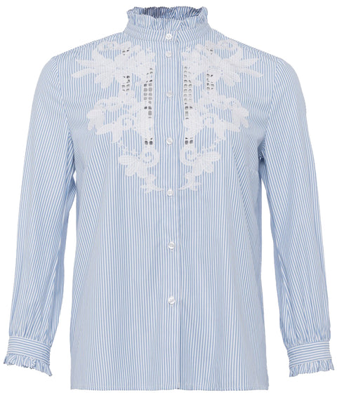 Blouse Olasega Streep French Connection - spruytenKo