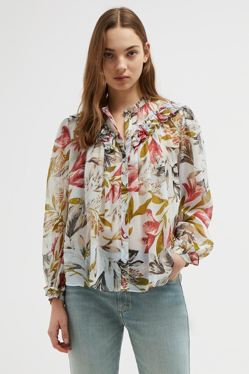 blouse Floreta French Connection