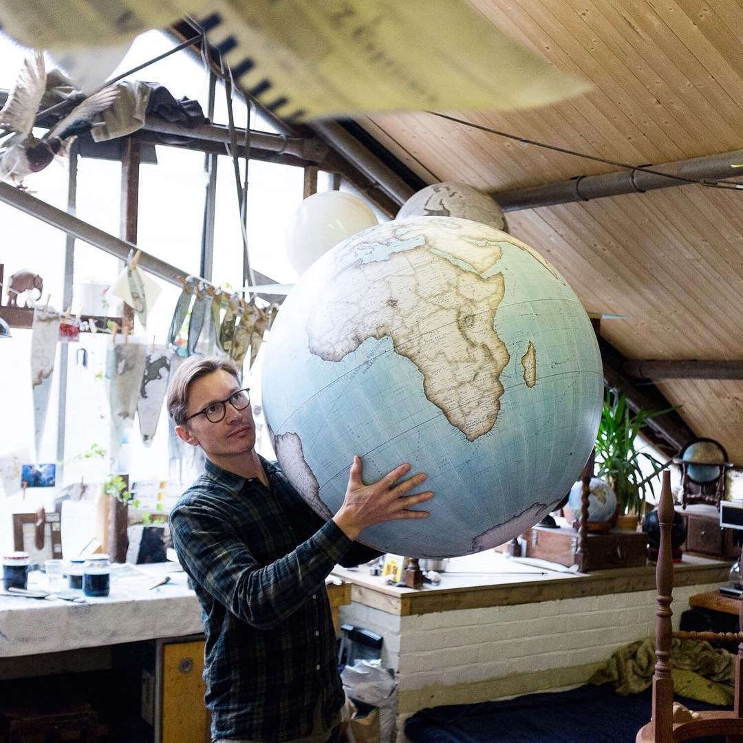 Bellerby & Co - The globemakers