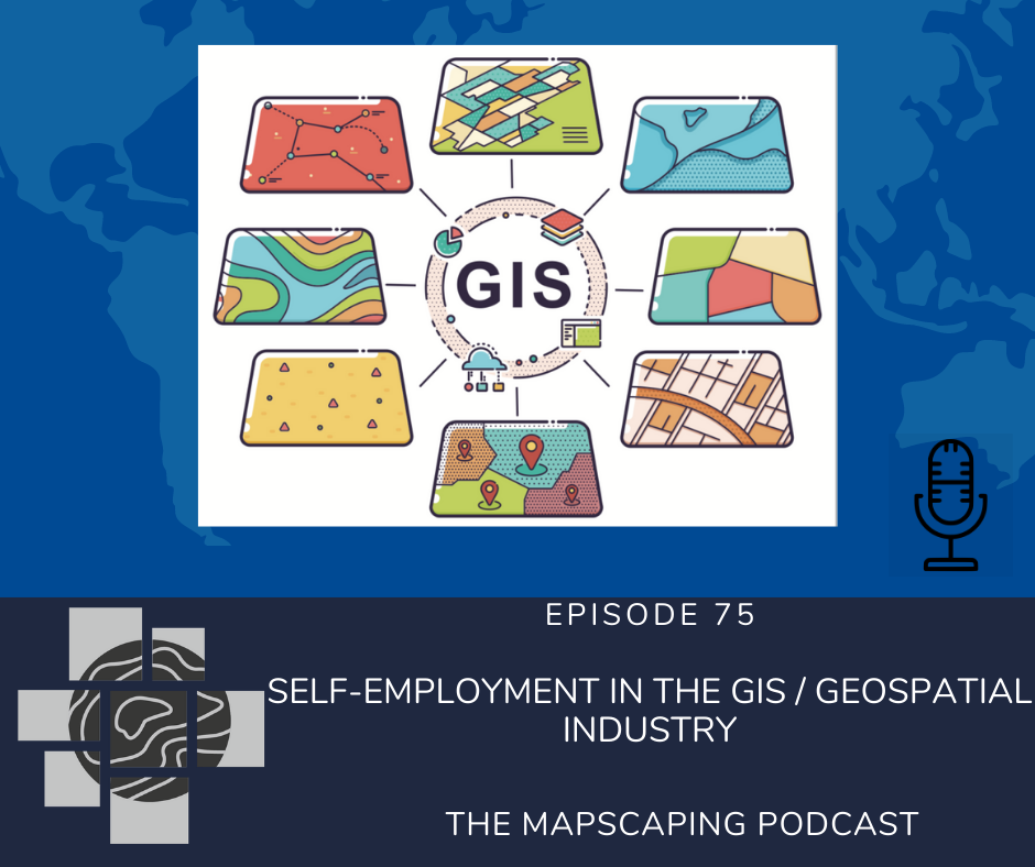 Self-employment in the GIS Geospatial industry