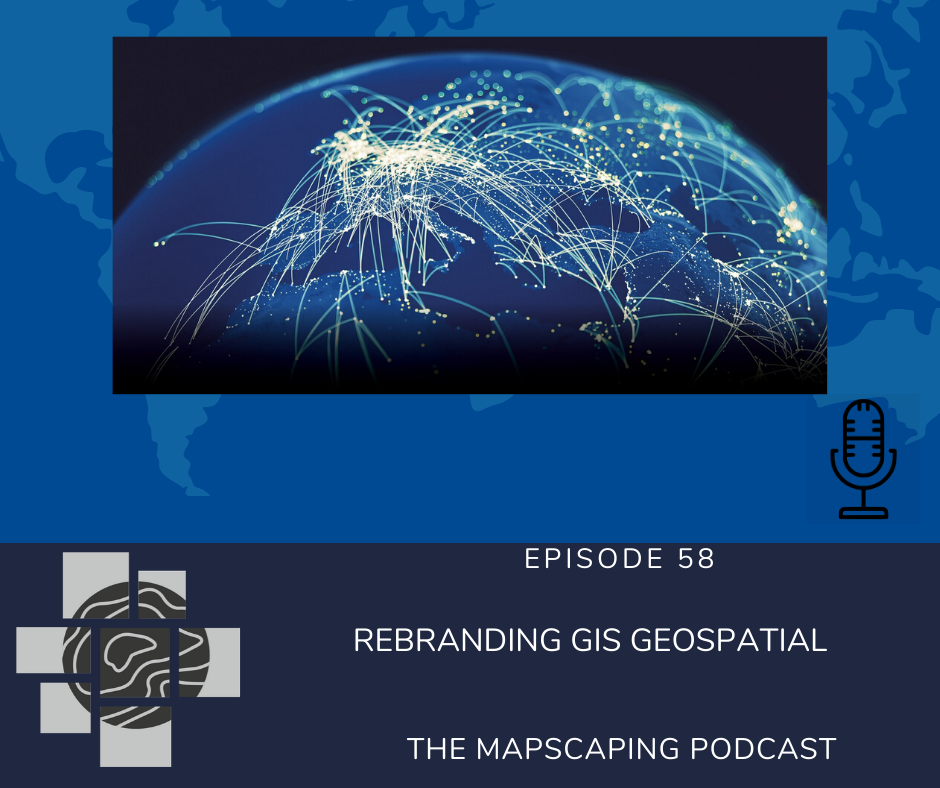 Rebranding as a GIS Geospatial leader is the future of the location intelligence, Don't just make maps, solve spatial problems