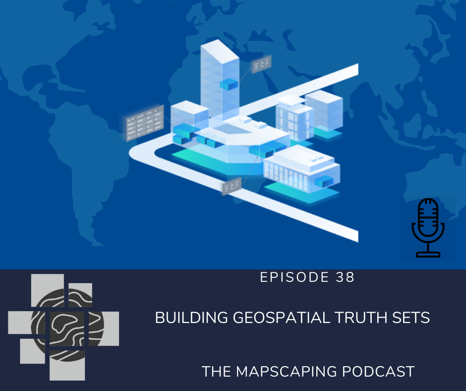 Building geospatial truth sets
