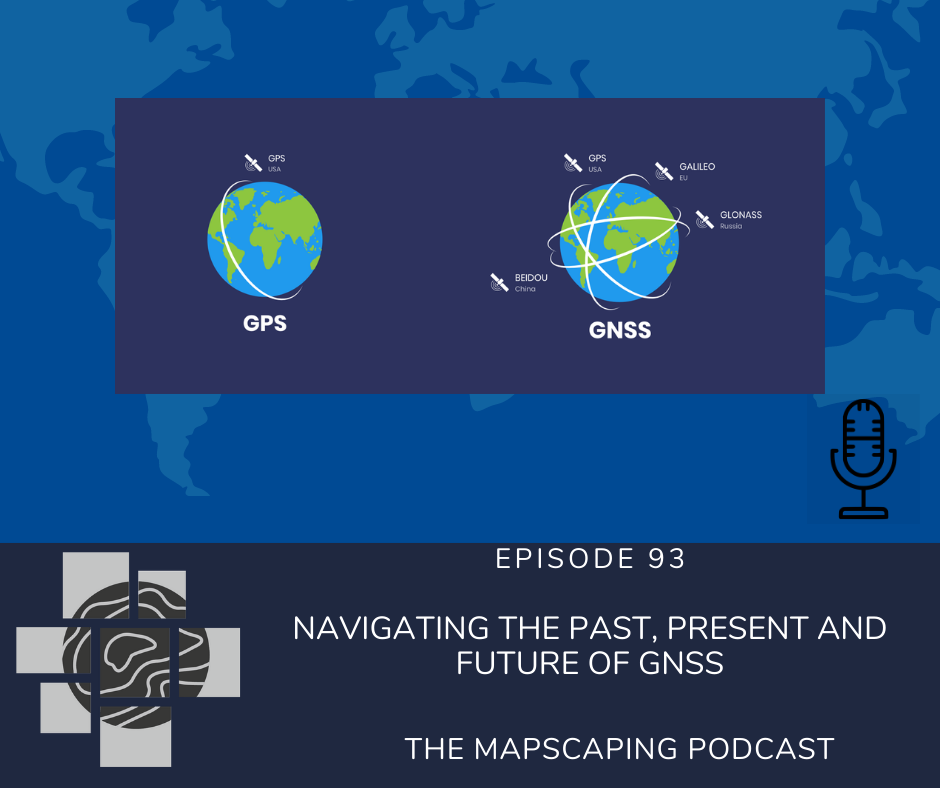 Navigating The Past, Present And Future Of GNSS