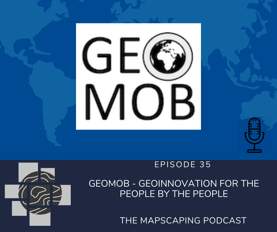 Geomob - Geoinnovation for the people by the people