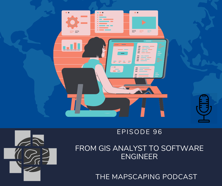From GIS Analyst to Software Engineer, programming for GIS analysts