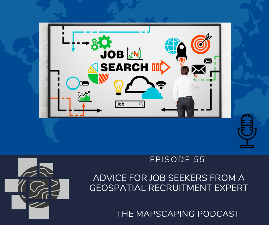 Gis Job Seekers Advice From A Geospatial Recruitment Expert Mapscaping