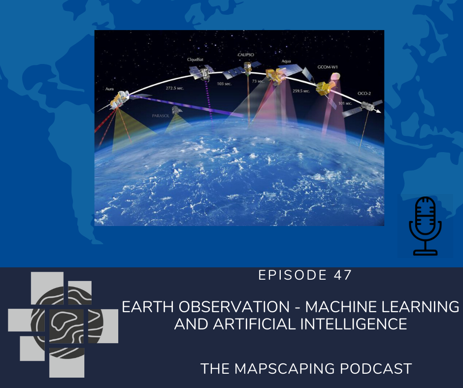 Earth Observation - machine learning and artificial intelligence