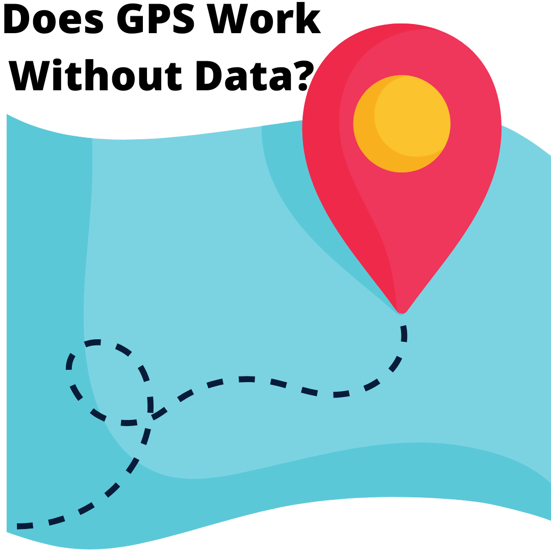 does GPS work without data