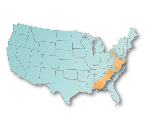 The size of New Zealand Compared to the size of the continous United States