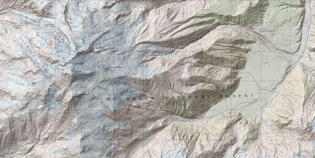 Digital Models of the Earth: Adding the third dimension