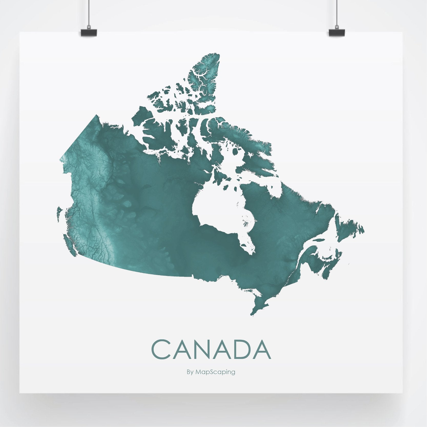 Map Of Canada Jpg.Canada Map Teal